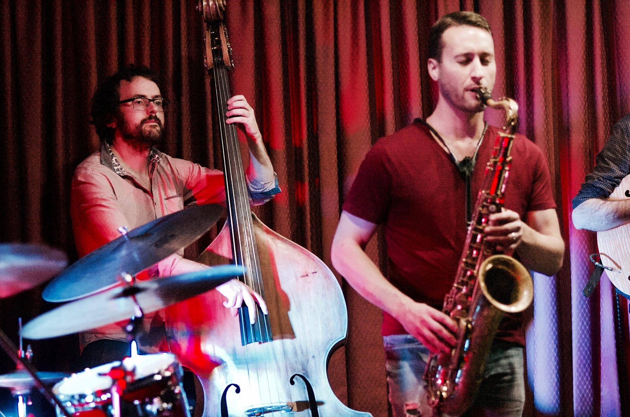 Gavin Barras Quartet 4