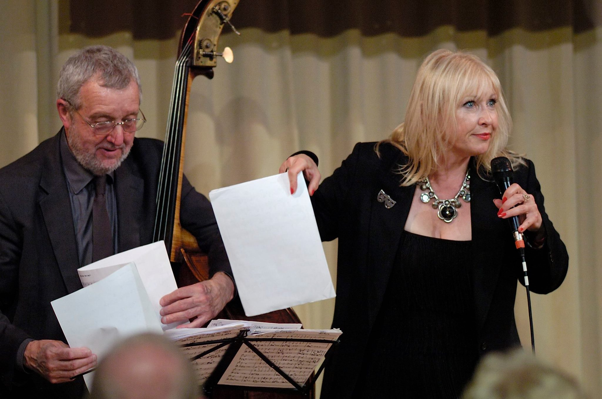 Tina May Quartet