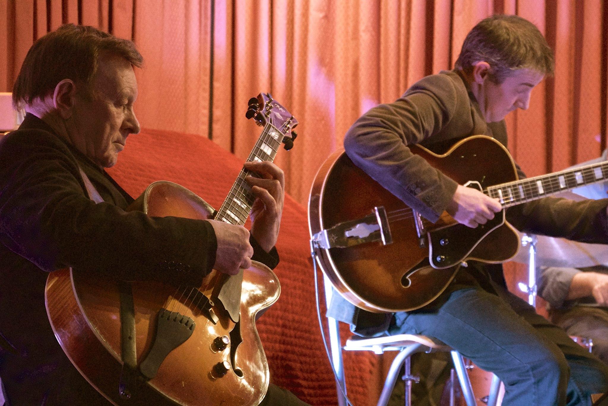Trefor Owen & Andy Hulme