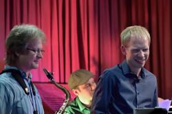 Mike Hall & Simon Lodge