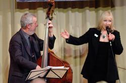 Dave Green & Tina May