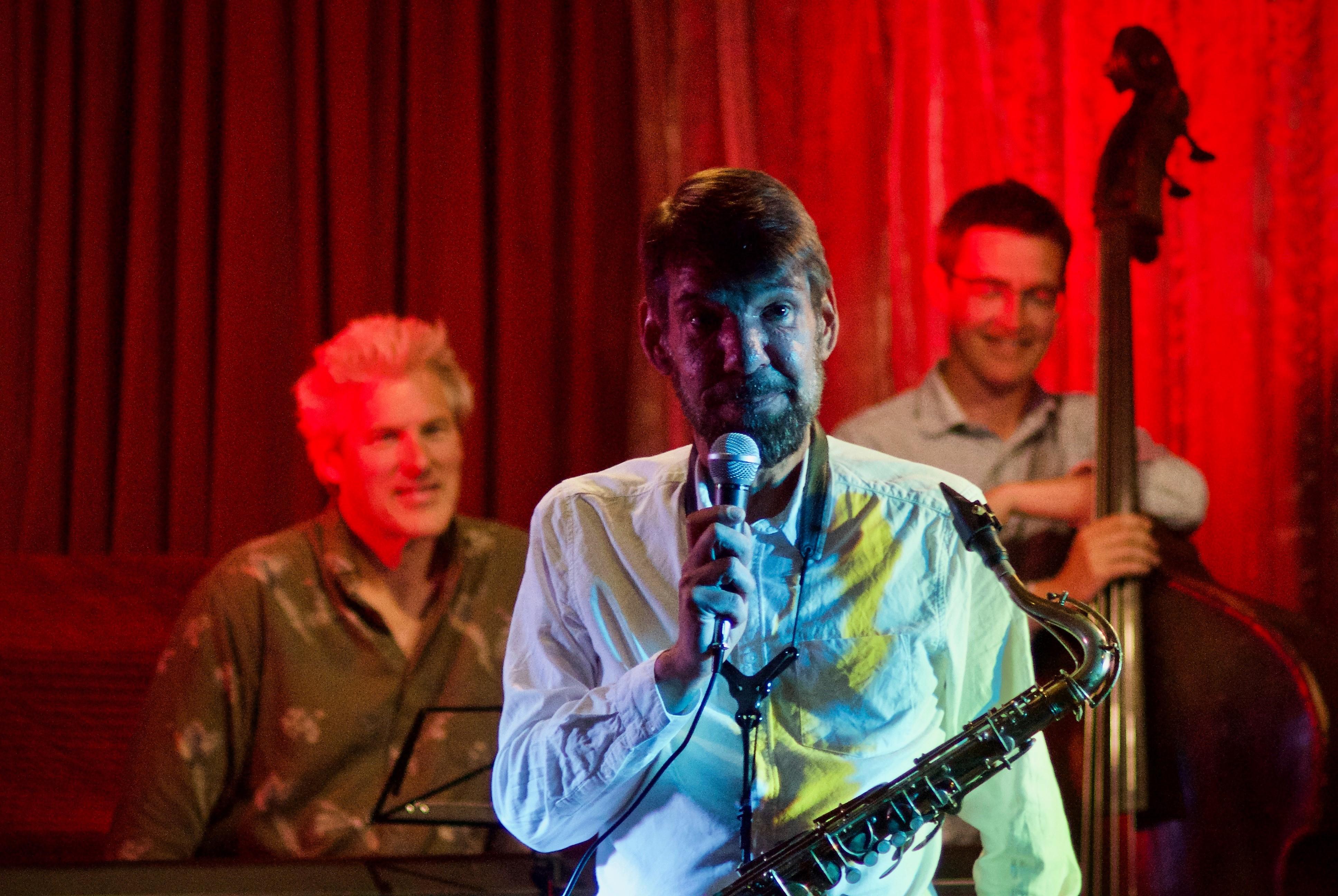 Dean Masser Quartet 2