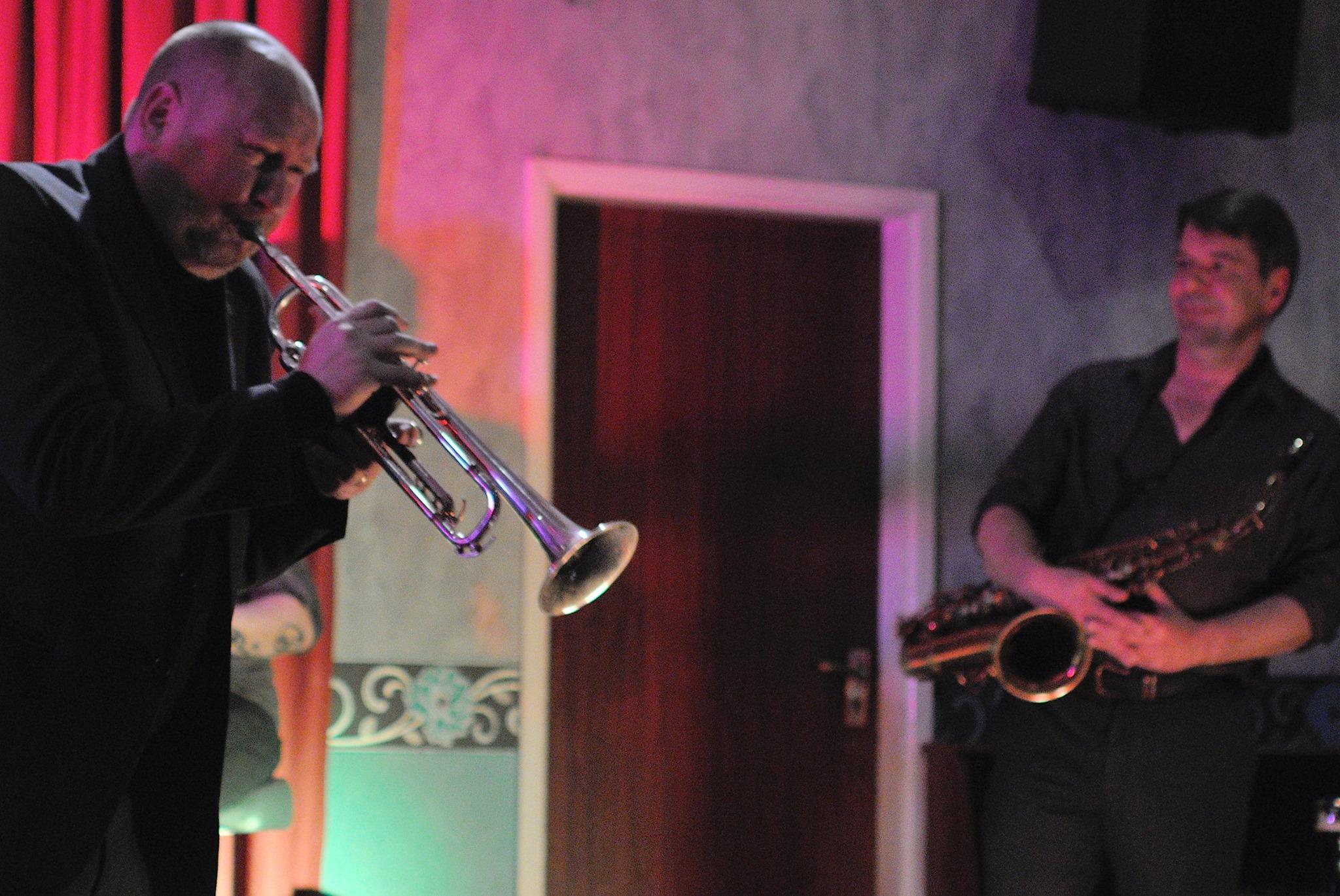 Jazz Worriers