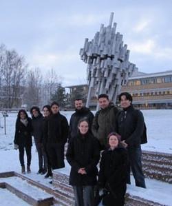 I STINT 2012, Umeå, Sweden