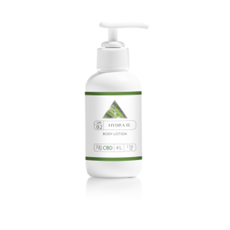 HYDRATE - Pure Body Lotion
