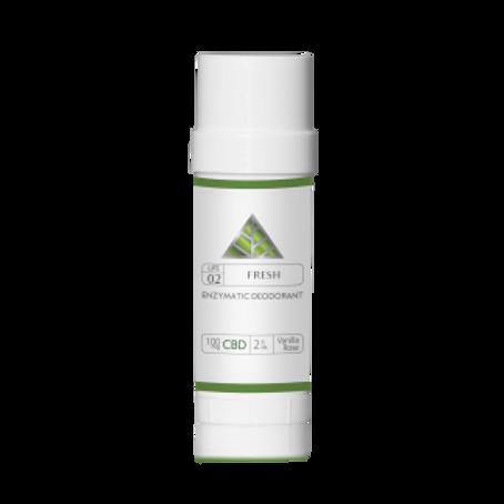 Fresh – Enzymatic Deodorant