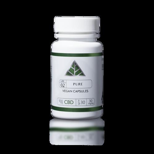 Pure Vegan Capsules-30 ct