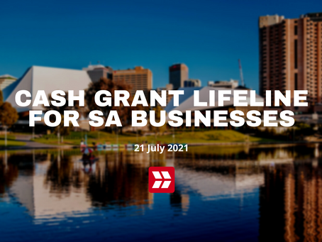 Cash Grant Lifeline for SA Businesses