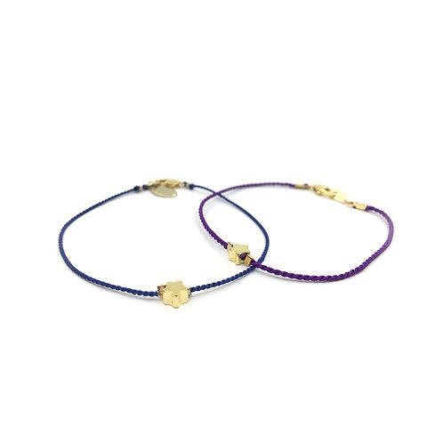Wish Bracelet (Gold Star)