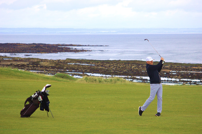 EPIC X 2 @ Kingsbarns