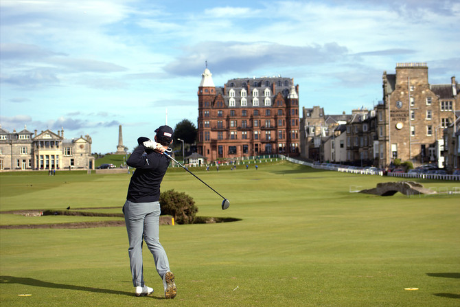 A Special Day at St Andrews