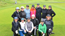 Iron Ladies in No Rush at Royal Portrush