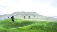 One Hail of a Time at Narin & Portnoo
