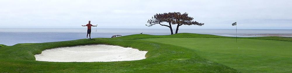 Pebble Beach is on every golfer's bucket list