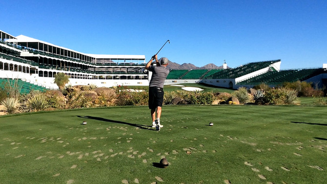 Epic Experience at TPC Scottsdale
