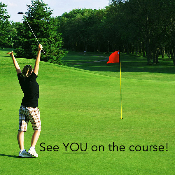 See you on the golf course!
