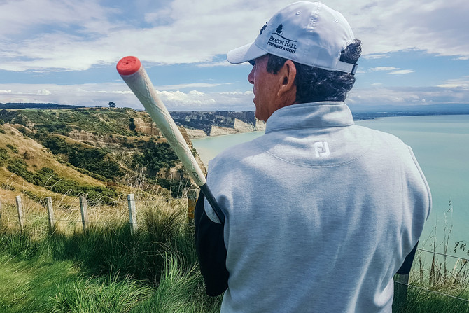 Cape Kidnappers Will Steal Your Balls (and your heart)!