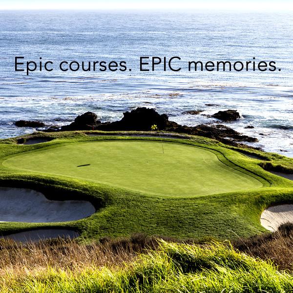Epic Golf Courses