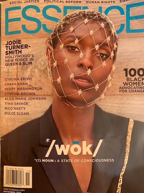 Essence Cover Nov. 2019