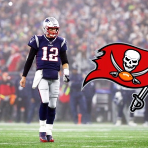Tom Brady Signs with Buccaneers