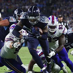 Titans Upset AFC favorite Bills
