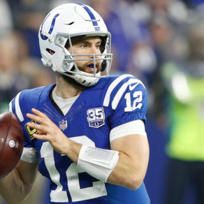 Andrew Luck Retires from the NFL