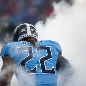 Titans Sign Derrick Henry to 4 Year Extension