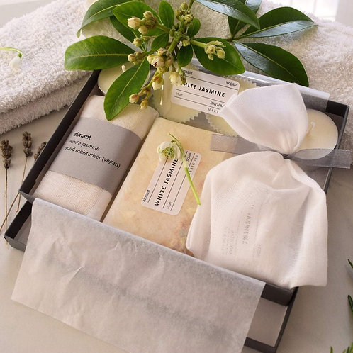 Vegan Letterbox Spa Gift Collection
