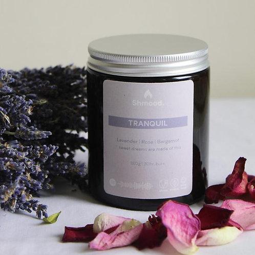 Limited Edition | Tranquil | Lavender, Rose & Bergamot (180g)