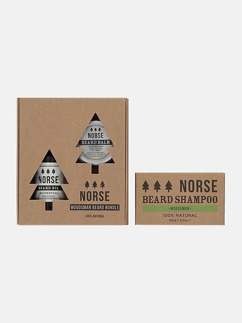 Beard Bundle and Beard Shampoo Norse