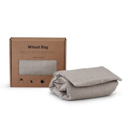 WHEAT BAG-PLAIN LINEN