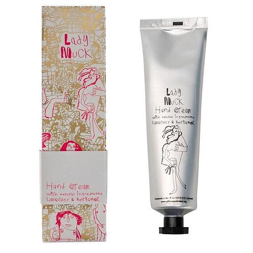 Lady Muck Design Hand Cream with Lavender & Bergamot