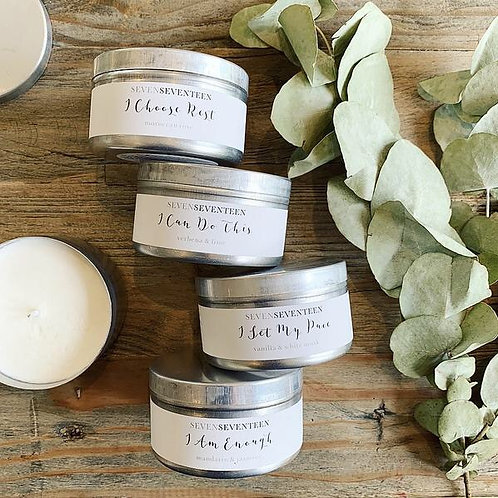 I CAN DO THIS / VERBENA & LIME CANDLE