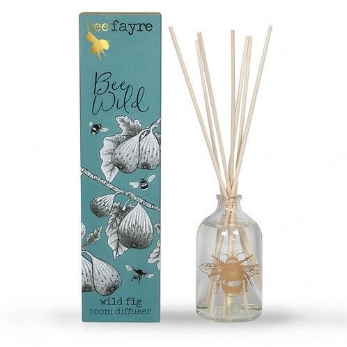 Bee Wild Fig Large Room Diffuser