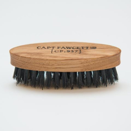 WILD BOAR BRISTLE MOUSTACHE BRUSH
