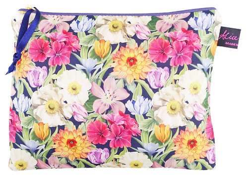 TRAVEL POUCH MELODY BLOOMS