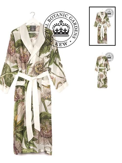 One Hundred Stars KEW Passion Flower Ivory Gown