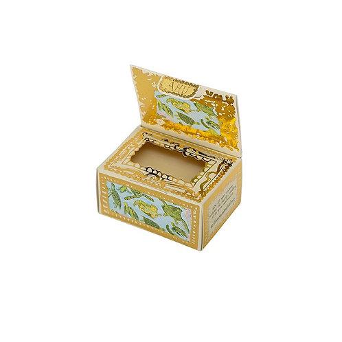 Triple milled soap