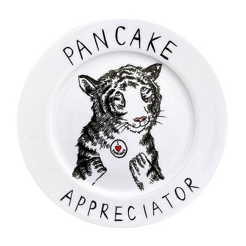 'Pancake Appreciator' Side Plate