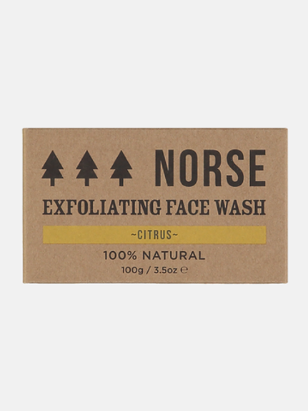 Exfoliating Face Wash Norse