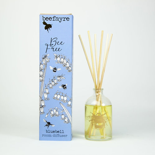 Bee Free Bluebell Large Room Diffuser