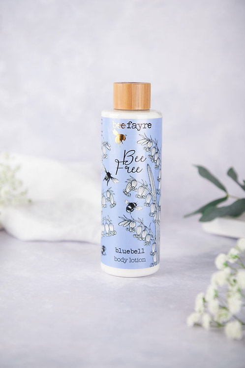 Bee Free Bluebell Body Lotion