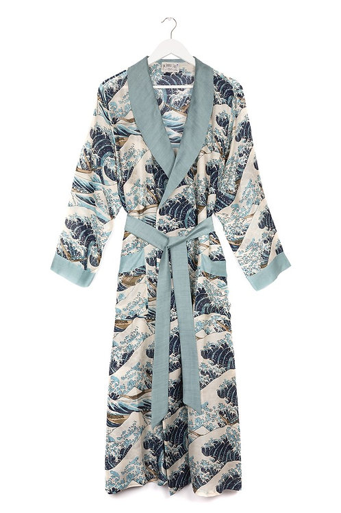 ONE HUNDRED STARS WAVE GOWN