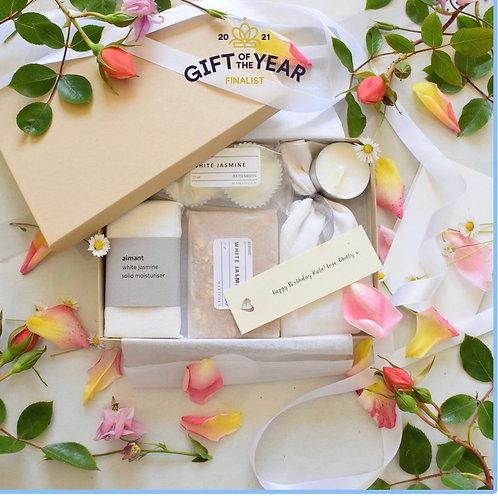 Organic Letterbox Spa Gift Set