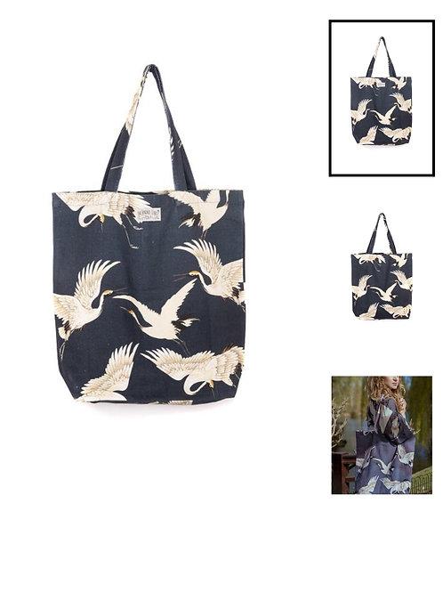 Stork Charcoal Bag