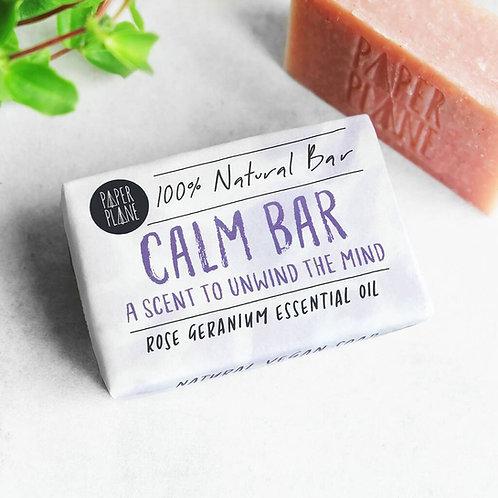 CALM BAR 100% NATURAL VEGAN SOAP