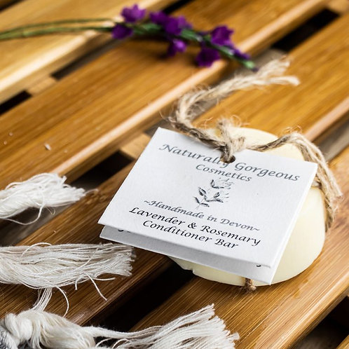 Conditioner bar - lavender and rosemary