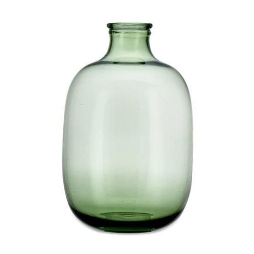 Lua Glass Vase - Green large