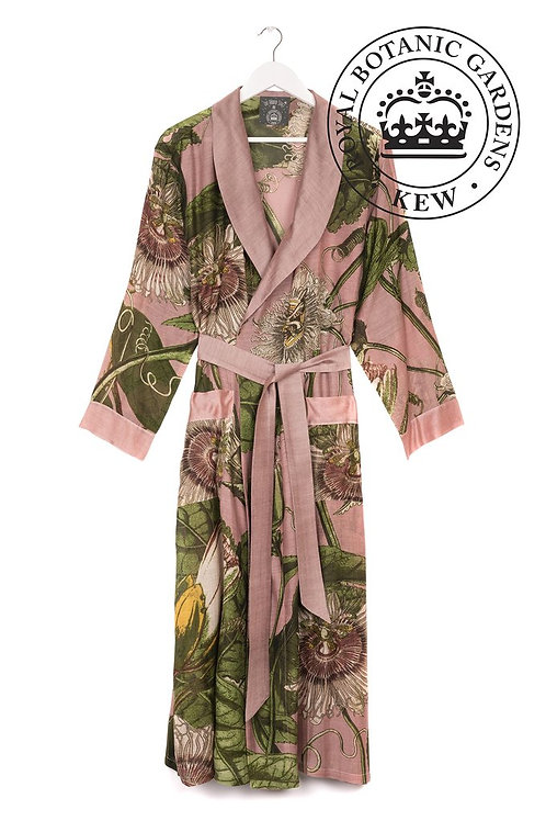 ONE HUNDRED STARS KEW PASSION FLOWER PINK GOWN