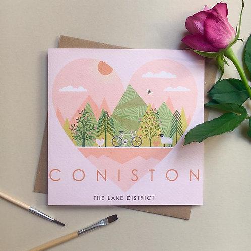 CONISTON CARD